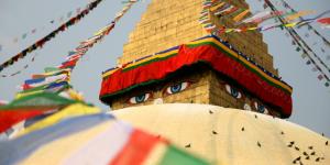 stupa katmandou