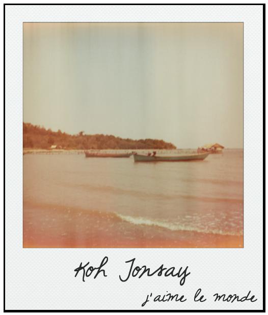 île du lapin - Koh Tonsay 3