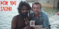 Souvenir d'une rencontre le long du Gange…