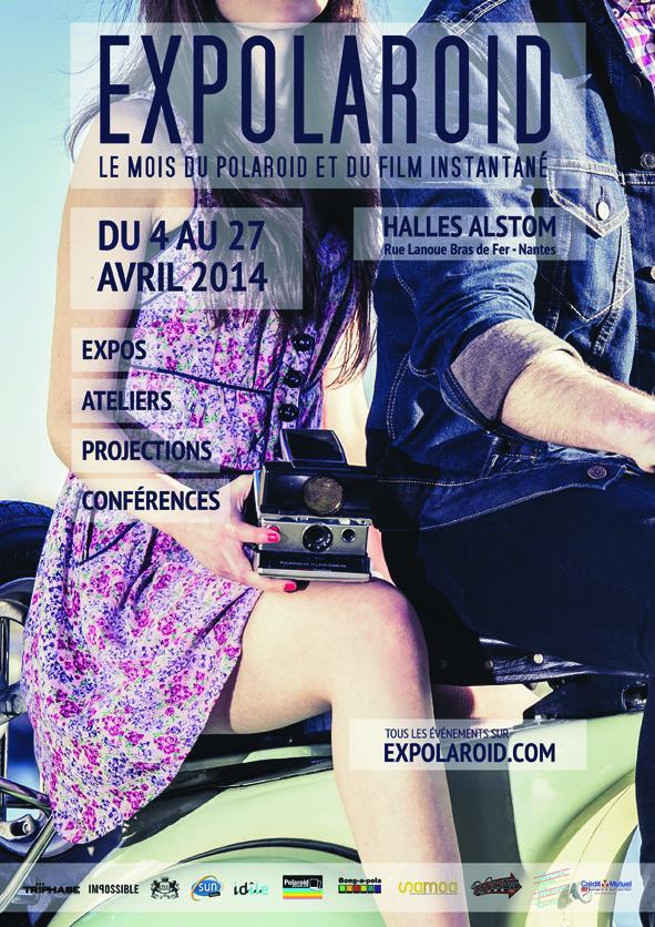 Expolaroid 2014 Nantes