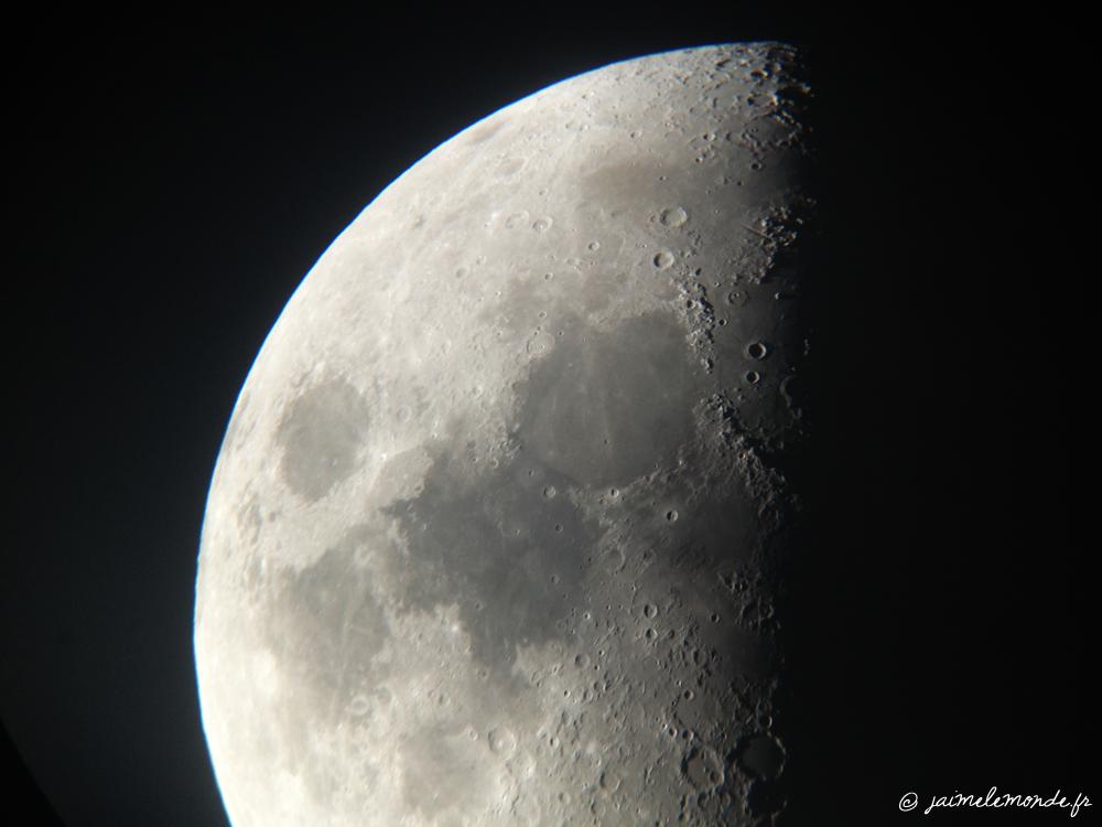 Parc Astronòmic Montsec lune 1
