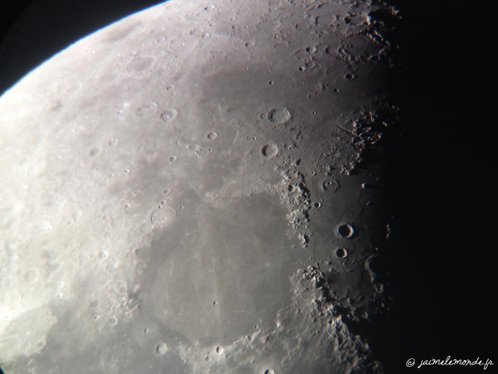 Parc Astronòmic Montsec lune 2