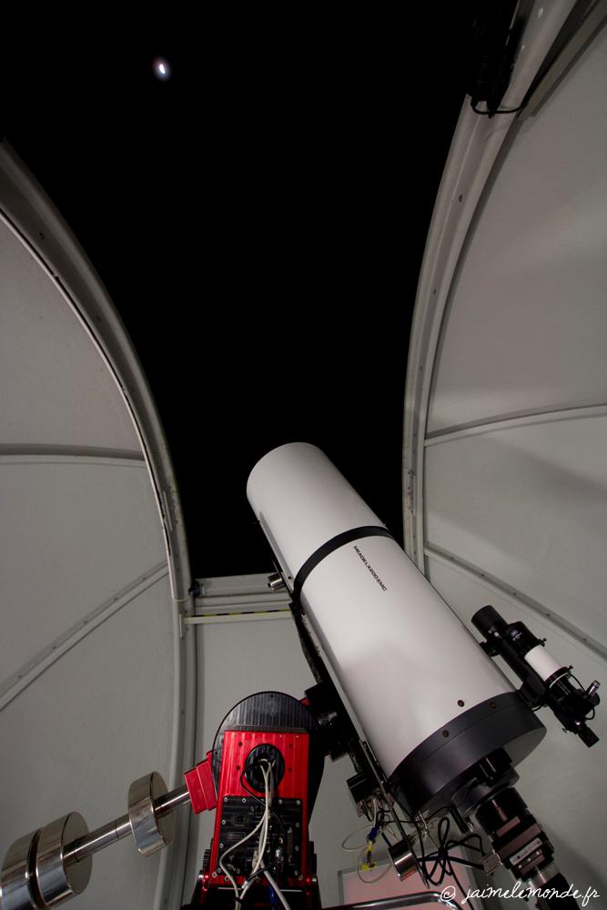Parc Astronòmic Montsec télescope