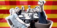 vidéo voyage en Catalogne