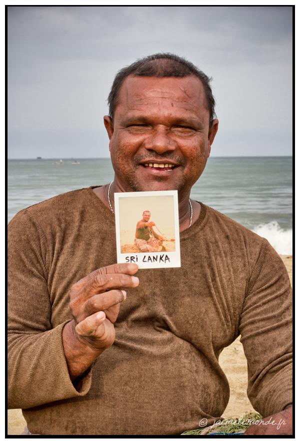 1 - pêcheur - Sri Lanka