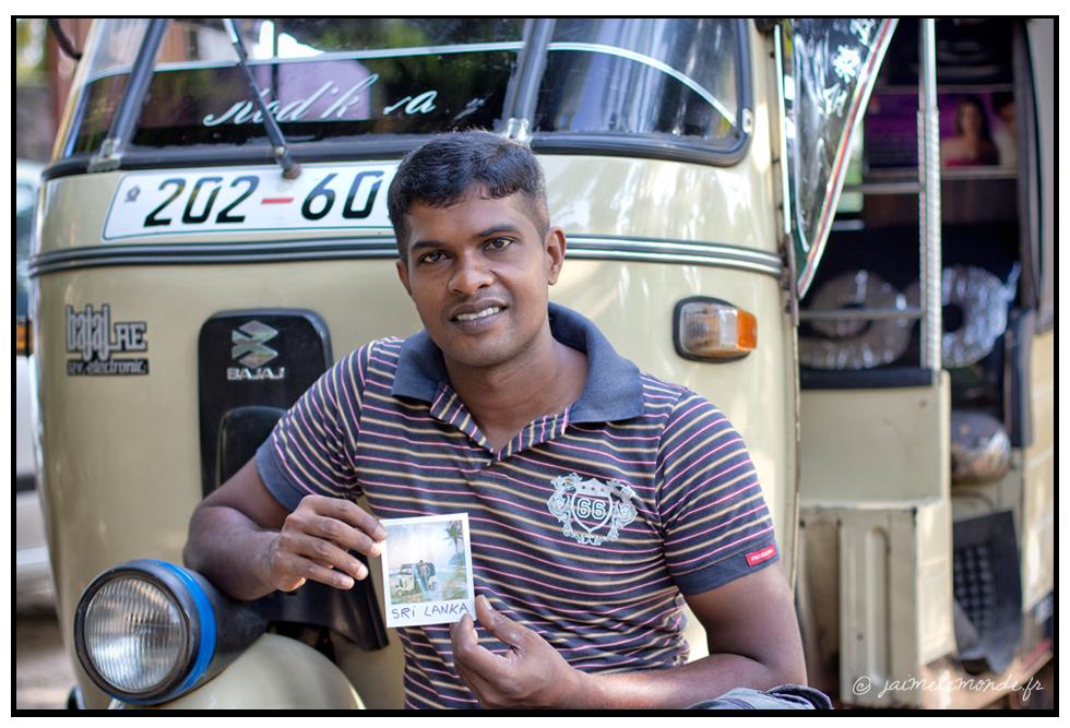 2 - tuk tuk - Sri Lanka