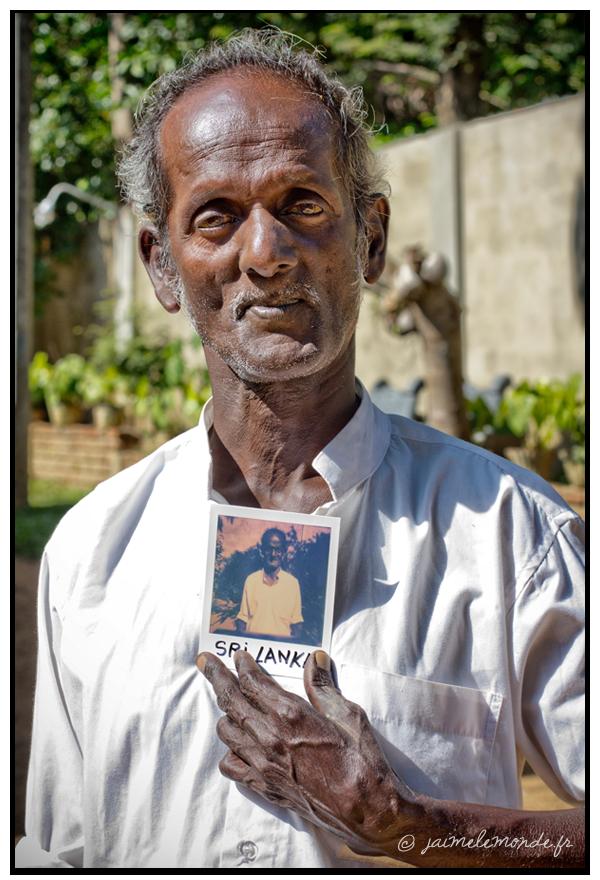 3 - grand père - Sri Lanka