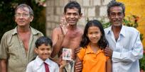 Souvenirs du Sri Lanka en portraits & polas !