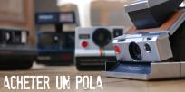 Acheter un polaroid d'occasion, comment faire ?