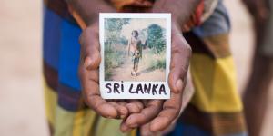 des Polas et des Mains au Sri Lanka