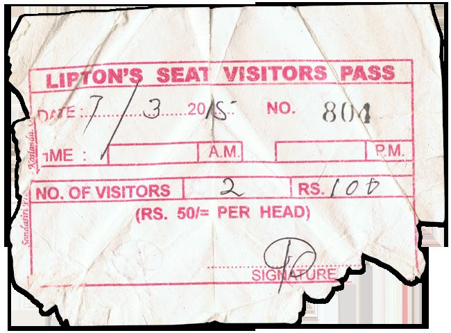 14 jours au sri lanka - lipton's seat