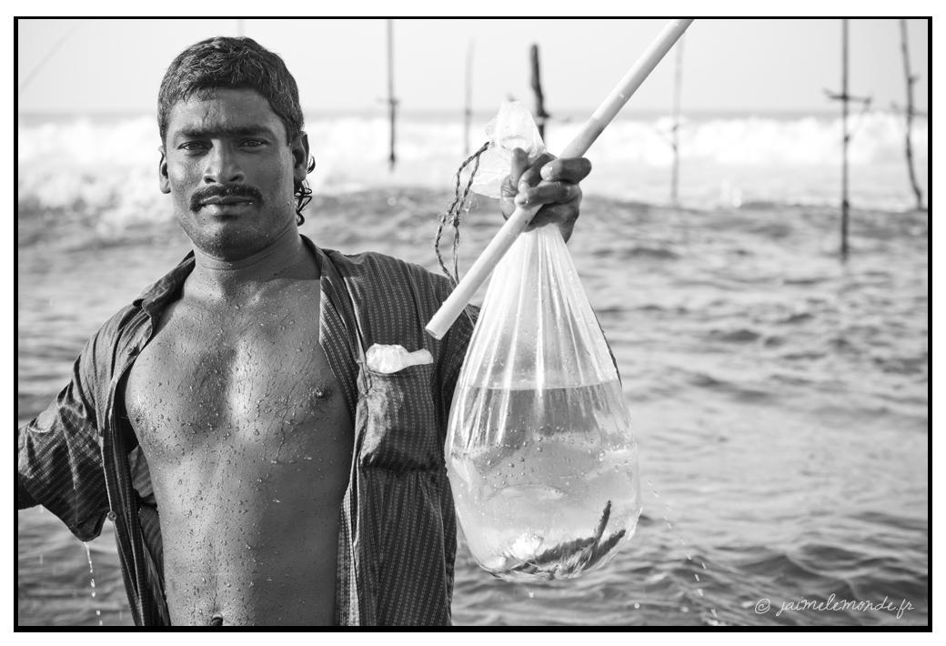 Gounaptna - pêche sur échasse 2012