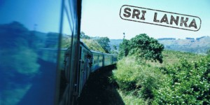 Voyage au Sri Lanka - train
