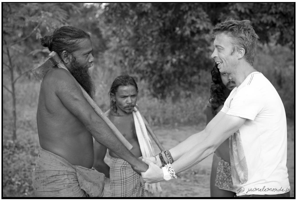 Souvenir de ma rencontre avec les Veddas du Sri Lanka