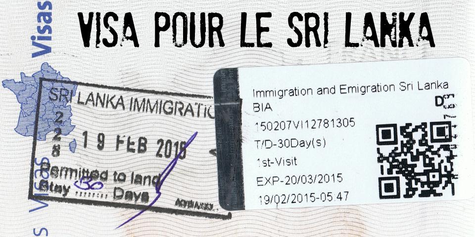Voyage au sri lanka un pays magnifique j 39 aime le monde - Sri lankan passport office in colombo ...