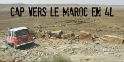 Direction le Maroc en Renault 4 (1)