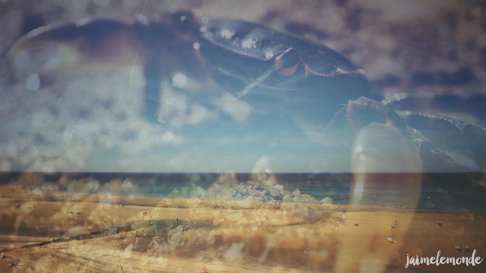 Pixter - Double exposition Snapseed - Blonville sur mer - ©jaimelemonde (7)