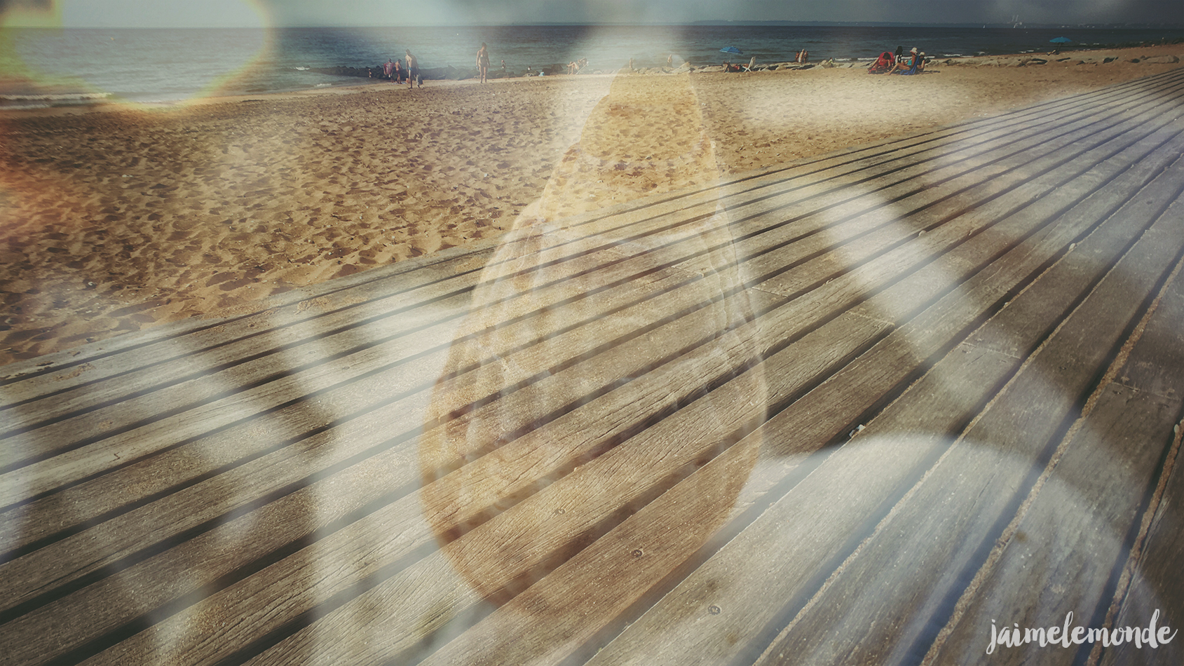 Pixter - Double exposition Snapseed - Blonville sur mer - ©jaimelemonde (9)