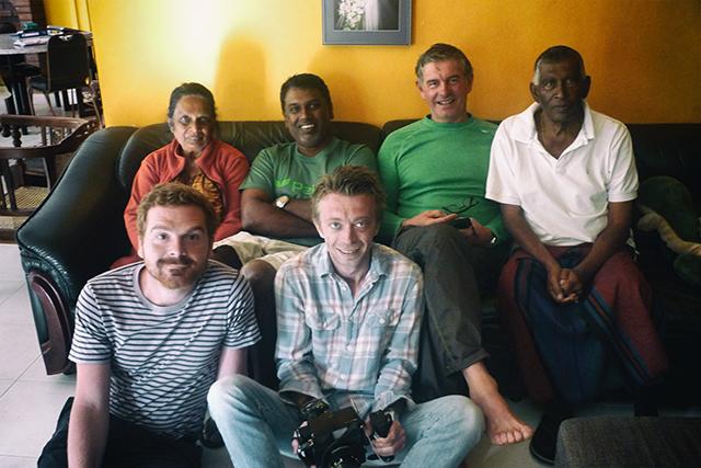 Retrouvailles - Voyage au Sri Lanka (5)