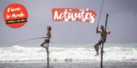 le Sri Lanka avec moi : les activités !