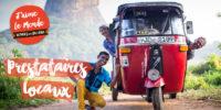 le Sri Lanka avec moi : les prestataires locaux !