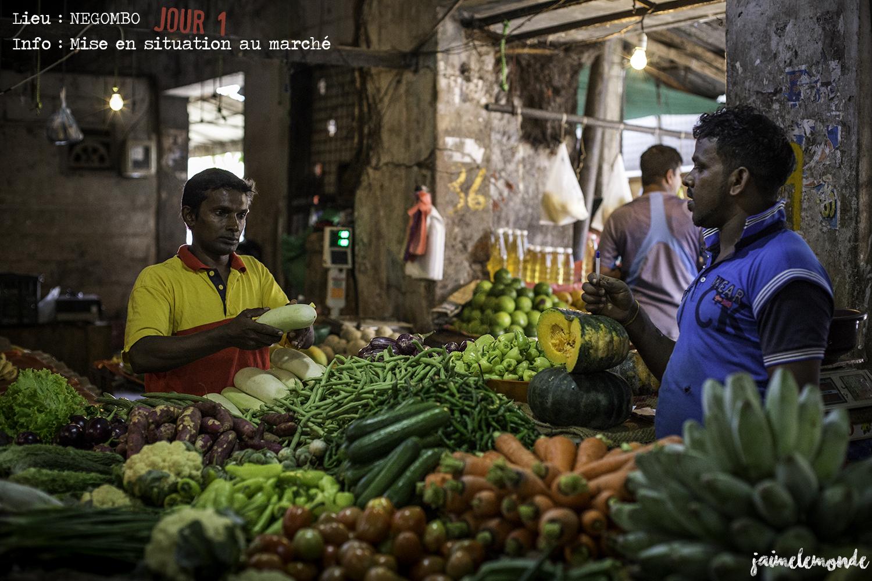 Voyage Sri Lanka - Itinéraire Jour 1 - 2 Negombo - Leçon cinghalais - ©jaimelemonde