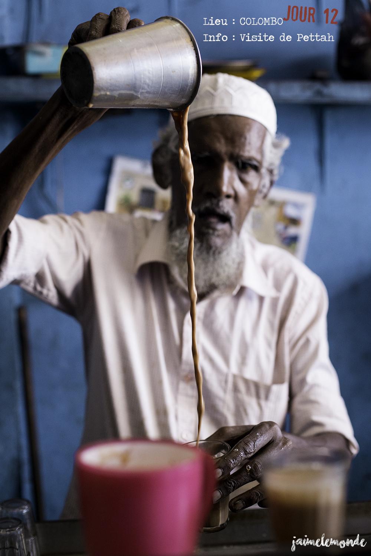 Voyage Sri Lanka - Itinéraire Jour 12 - 5 Colombo - Visite de Pettah - ©jaimelemonde