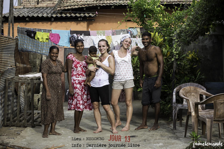 Voyage Sri Lanka - Itinéraire Jour 13 - 1 Negombo - Temps libre - ©jaimelemonde