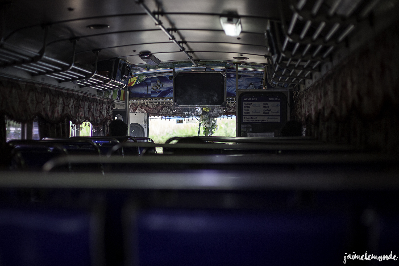 Voyage Sri Lanka - Transport - Bus - ©jaimelemonde
