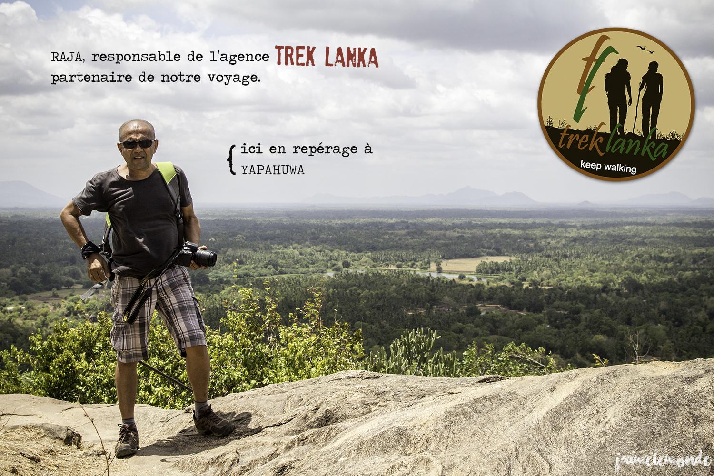 Voyage Sri Lanka - Trek Lanka agence partenaire - ©jaimelemonde