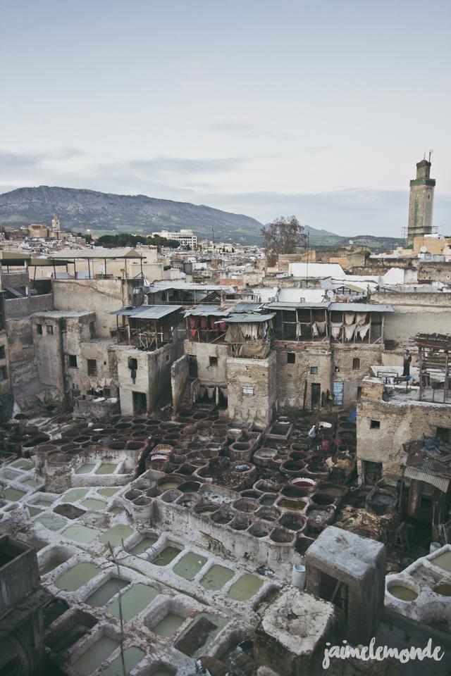 blog voyage - 50 photos à Fès - Maroc - ©jaimelemonde (2)