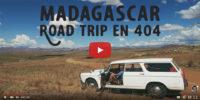 La vidéo du road-trip à Madagascar !